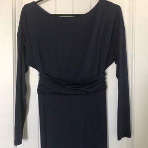 MMLafleur | Callie Dress | Lake Blue | S | NWT